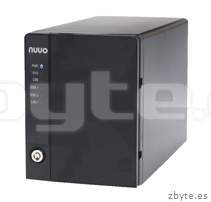 NUUO NE-4080 - Video Grabador NVR Multimarca 8 cámaras