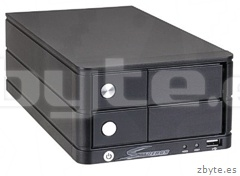 SEENERGY SVR-304 Basic - Video Grabador NVR Multimarca 4 cámaras